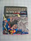 1992 Doomsday Death of Superman SkyBox Trading Cards Factory Sealed Box comic D