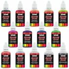 US Art Supply 12 Color 1oz Pearlescent AIRBRUSH Paint Set w Cleaner