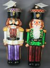 Radko Clara's Beaux Nutcracker Pair Numbered 9