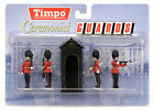 Toy Soldiers Ceremonial Guards TIMPO Toyway Set 43101 Plastic Figures 1/32