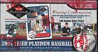 2001 FLEER PLATINUM ROOKIE COLLECTION BASEBALL HOBBY SEALED BOX