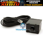 SAE R SUNDOWN AUDIO BASS BOOST AMP REMOTE CONTROL FOR SAE SERIES AMPLIFIERS NEW