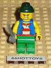 LEGO Pirates Pirate minifigure New