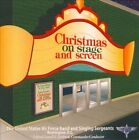 Us Air Force Band And Singi...-Christmas On Stage & Screen CD NEW
