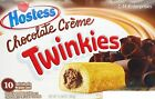 Hostess Twinkies Chocolate Cream Sponge Cakes 13.58 oz