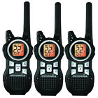 NEW Motorola 3-Pack 2-Way Handheld Walkie Talkie Radios 35 Mile Range MR350TPR