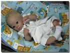 CRADLE KIT HaRrY DoLL Kit DOLL KIT ONLY BODY INCLUDED REBORN DOLL SUPPLIES