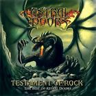 Testament of Rock: The Best of Astral Doors [Digipak] by Astral Doors (CD,...