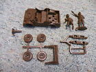 Atlantic 1/32 54mm Political Party Set Box # 11008 Kubelwagen with figures Lot 1