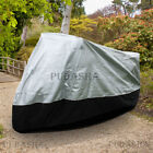 All Season Heavy Duty Waterproof Motorcycle Cover Sport Touring Bikes PM3HS