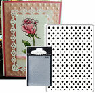 DOTS embossing folders DARICE folder 1215 59 All Occasion Cuttlebug Compatible