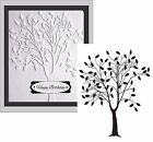 Darice Embossing Folders TREE WITH LEAVES 1215 50 Cuttlebug Compatible folder