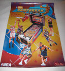 NBA FASTBREAK By BALLY 1997 ORIGINAL PINBALL MACHINE 36