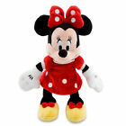 Disney Store Minnie Mouse Red Polka Dot Plush Mini Toy Doll Girls Gift NEW