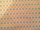 Crafts Sewing Fabric Red Rooster Summer Home (4375) Yellow Green Geometric BTY