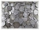 100 Face Value 90 Silver US Coin Lot Half Dollars Quarters or Dimes