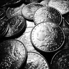 1878 1904 ABOUT UNCIRCULATED AU Silver Morgan Dollar Old Rare US Coin Lot