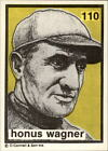 1984-89 O'Connell and Son Ink #110 Honus Wagner - NM