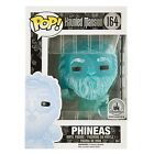 Funko Pop Phineas Gus Hitchhiking Ghost Haunted Mansion Disney Exclusive ERROR