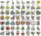10 pieces floating charms for living charm locket you choose style FC1093-FC1241