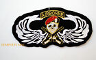 US ARMY AIRBORNE RANGER WINGS COLLECTOR PATCH AIR ASSAULT PARACHUTE USA