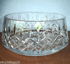 Waterford Lismore Crystal 10-inch Salad / Serving Bowl 3093186300 New Boxed