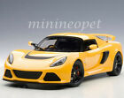 AUTOart 75382 LOTUS EXIGE S 1 18 DIECAST MODEL CAR YELLOW