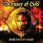 Armor of God - Dark Face of Greed [New CD] Professionally Duplicated CD