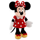 Disney Authentic Patch Minnie Mouse BIG Red Polka Dot Plush Toy 19 Doll Gift