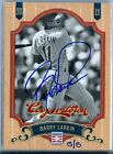 BARRY LARKIN 2014 COOPERSTOWN RECOLLECTION COLLECTION AUTO AUTOGRAPH SP 5
