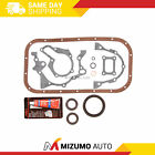 Lower Gasket Set Fit 89 95 Geo Tracker Suzuki Sidekick 16L SOHC G16B