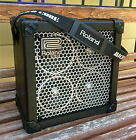 ROLAND MICRO CUBE RX AMP STEREO SOUND BATTERY POWERED GUITAR AMPLIFIER A+ CLEAN