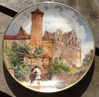 vintage gloria bavaria fine china handwork bayreuth decorative plate