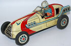 RARE Vintage 1950's Tin Friction Sanei (AAA) Japan #32 Racer Open Wheel Race Car
