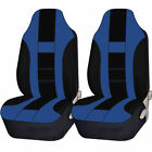 Uaa Premium Universal Auto Car Double Stitched Polyester High Back Seat Covers