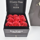 Rose Soap Flower small Jewelry Gift Box Rose Box Mothers Day Mom gift