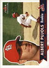 2001 Fleer Tradition #451 Albert Pujols RC - NM-MT