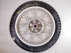 75 HONDA XL250 MOTOSPORT REAR WHEEL RIM HUB 18