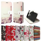 Diary Style Faux Leather Folio Flip Case w Stand+Magnetic Flap Cover for LG G5