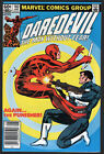 Marvel Daredevil #183 Comic Book 1st Punisher Meeting Bronze Age Very Fine+