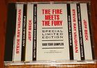 STEVIE RAY VAUGHAN & DOUBLE TROUBLE / JEFF BECK THE FIRE MEETS THE FURY CD S/S