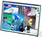 New 101 WSVGA Laptop LCD Screen for AU Optronics B101AW06 V1 Glossy