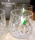 Waterford LISMORE Roly Poly  Old Fashioned Tumbler(s) New !!