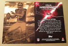 2015 Topps Fire Football Cards 10