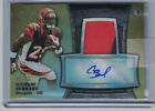 2013 Bowman Sterling Rookie Auto Gold Refractors #BSARGB Giovani Bernard #35 75