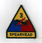 3RD ARMORED DIVISION SPEARHEAD ELVIS US ARMY PATCH TANK PIN UP ARTILLERY GIFT