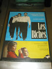 LES BICHES ORIG SMALL FRENCH MOVIE POSTER CLAUDE CHABROL STEPHANE AUDRAN
