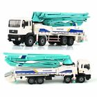 KDW 155 Scale Diecast Concrete Pump Truck Construction Vehicle Car Model Toys