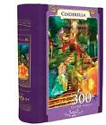 New - JIGSAW PUZZLE - Cinderella Fairy Tale - 300 EZ GRIP PIECES - Masterpieces