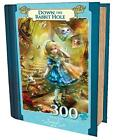 New - JIGSAW PUZZLE - Down the Rabbit Hole - 300 EZ GRIP PIECE - Masterpieces